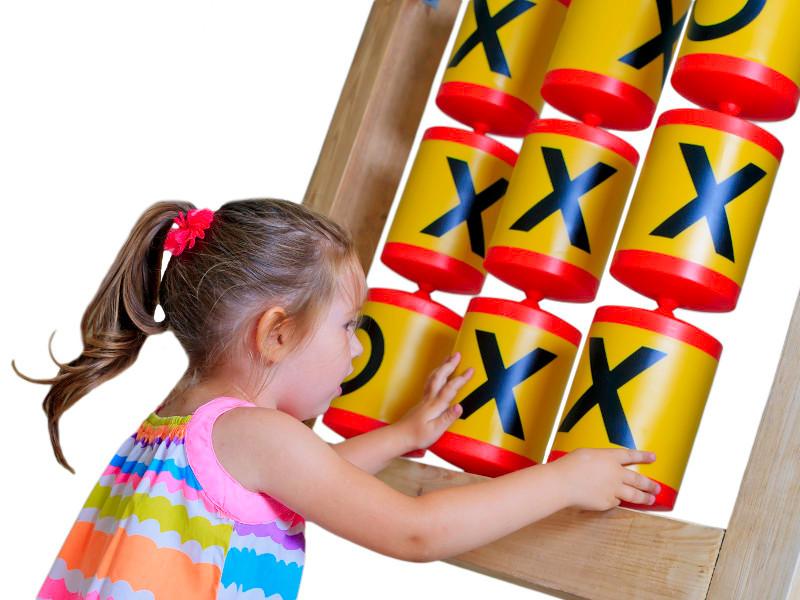 OXO kryžiukų nuliukų vaikų lavinamasis žaidimas, UAB MK Mediena
