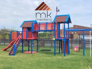 Vaikų žaidimų aikštelė UAB MK Mediena