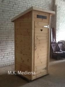 Lauko tualetas - mediskitaip.lt